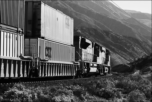 Union Pacific down Track 2