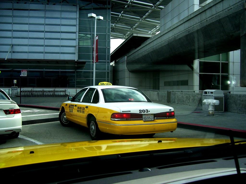 Taxi drop off SFO | San Francisco CA  U S A  | Demetrios