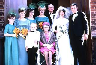 Wedding at Millgrove United Church
