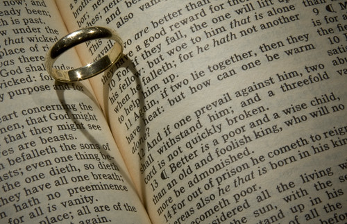Ring In Bible | by Reggie_Lavoie