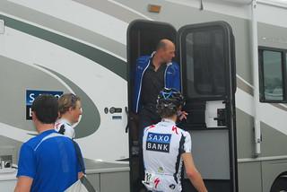 Bjarne Riis, Tour of California 2009