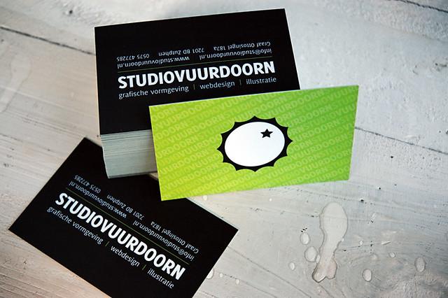 Nieuwe visitekaartjes! | New businesscards for my design ...