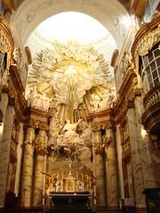 Iglesia San Carlos Borromeo Karlskirche Viena Austria Patrimonio de la Humanidad Unesco 20