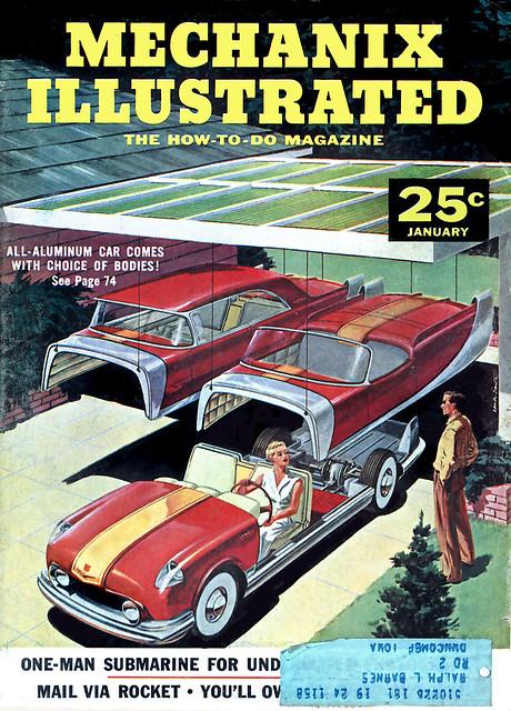 1957 ... swap-a-body