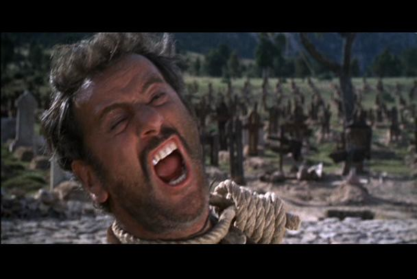 """Tuco's last words 