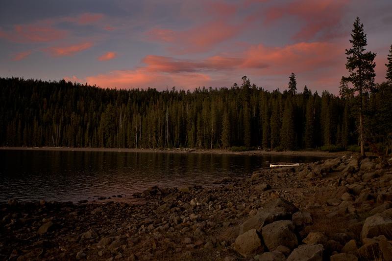 Juniper Lake by AlwaysJanuary (Randy)