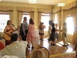 A wedding shot