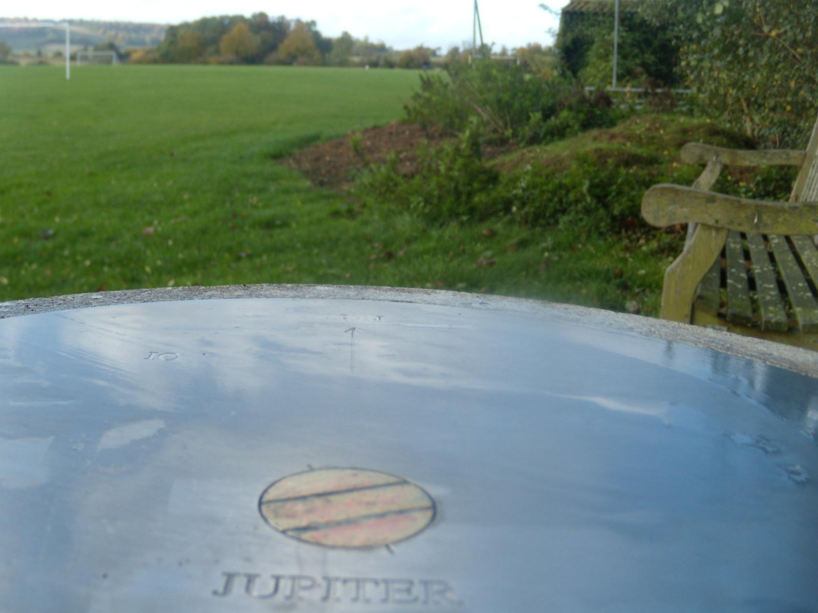 Jupiter Otford Solar System. Otford Round Walk