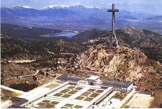 Abadía de la Santa Cruz del Valle de los Caídos (Comunidad de Madrid) España   by Catedrales e Iglesias