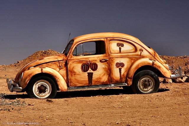 Volkswagon, Silverton, Near Broken Hill, NSW, Australia