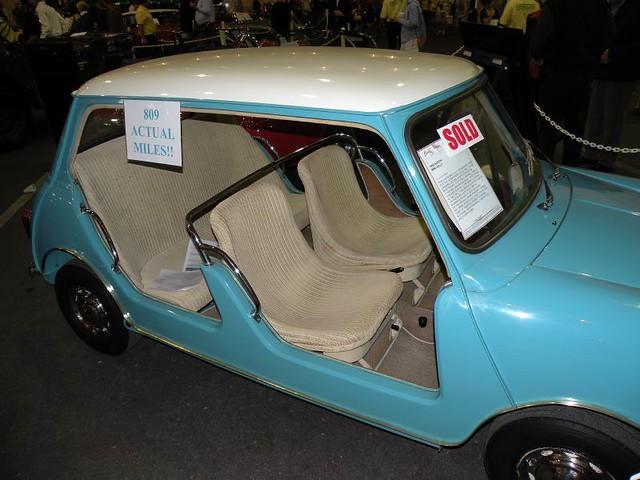 Austin Mini Cooper Golf Cart Miqaelee Flickr