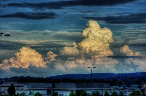 sky cloud clouds project high dynamic cumulus 365 range hdr rastajellyfish