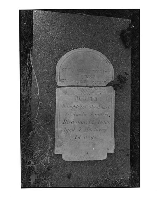 Grass Valley, California Gold Rush Cemeteries: Ira Nowinski photographs, 1983-1984
