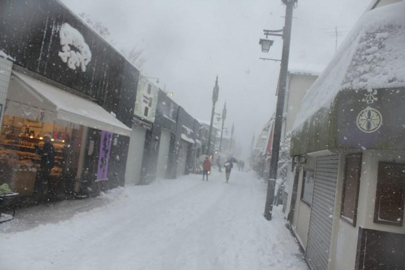 雪の鎌倉_37
