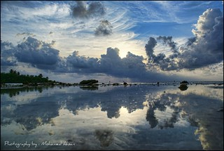 Perfect reflections   by Mohamed.Ahsan