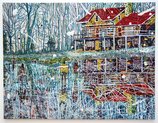 My Peter Doig treasures #1