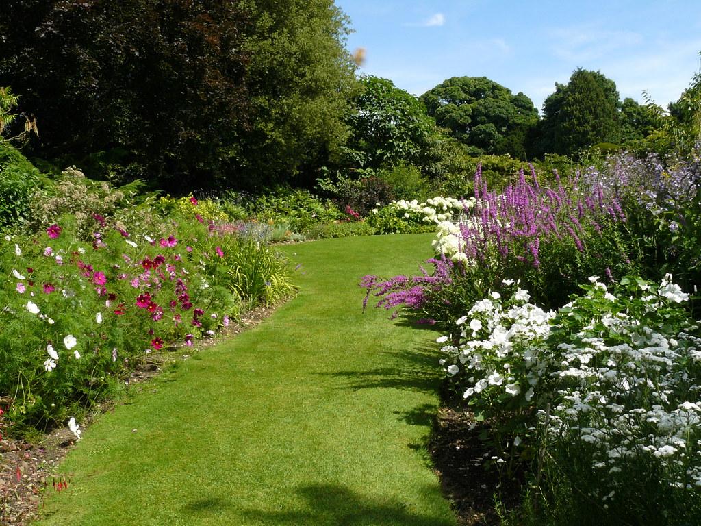 Highclere Castle Secret Garden Jcdl Flickr