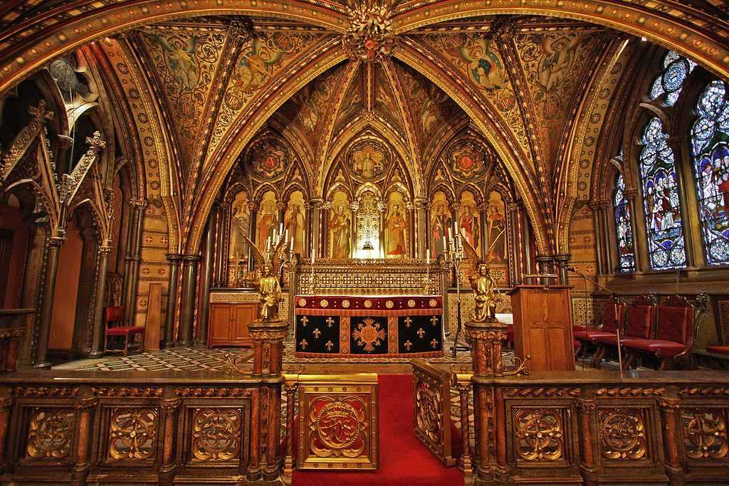 Sanctuary of St Mary Undercroft