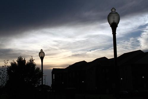 Phase V at Sunset