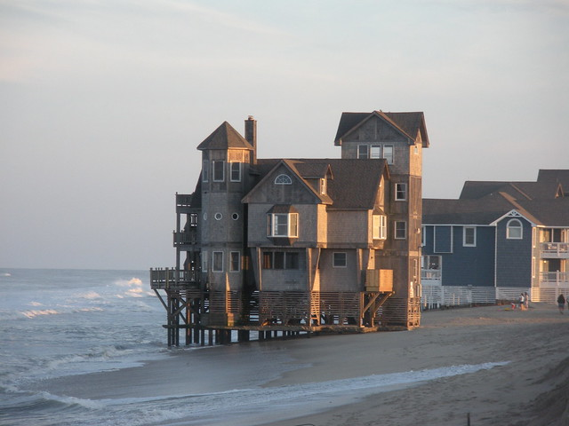 Serrendipity - House from the movie Nights in Rodanthe