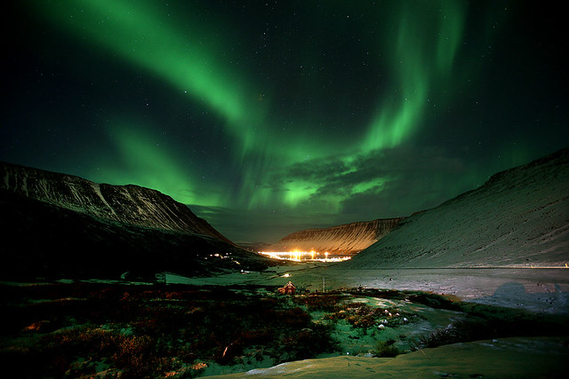 The Northern Lights 28.09 2009