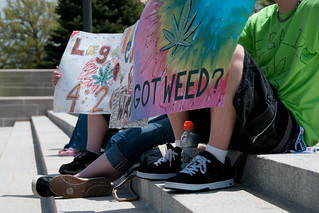 Cannabis Rally in Lincoln, NE (11) | by J. Paxon Reyes