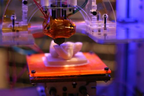 Makerbot | by Medialab Prado