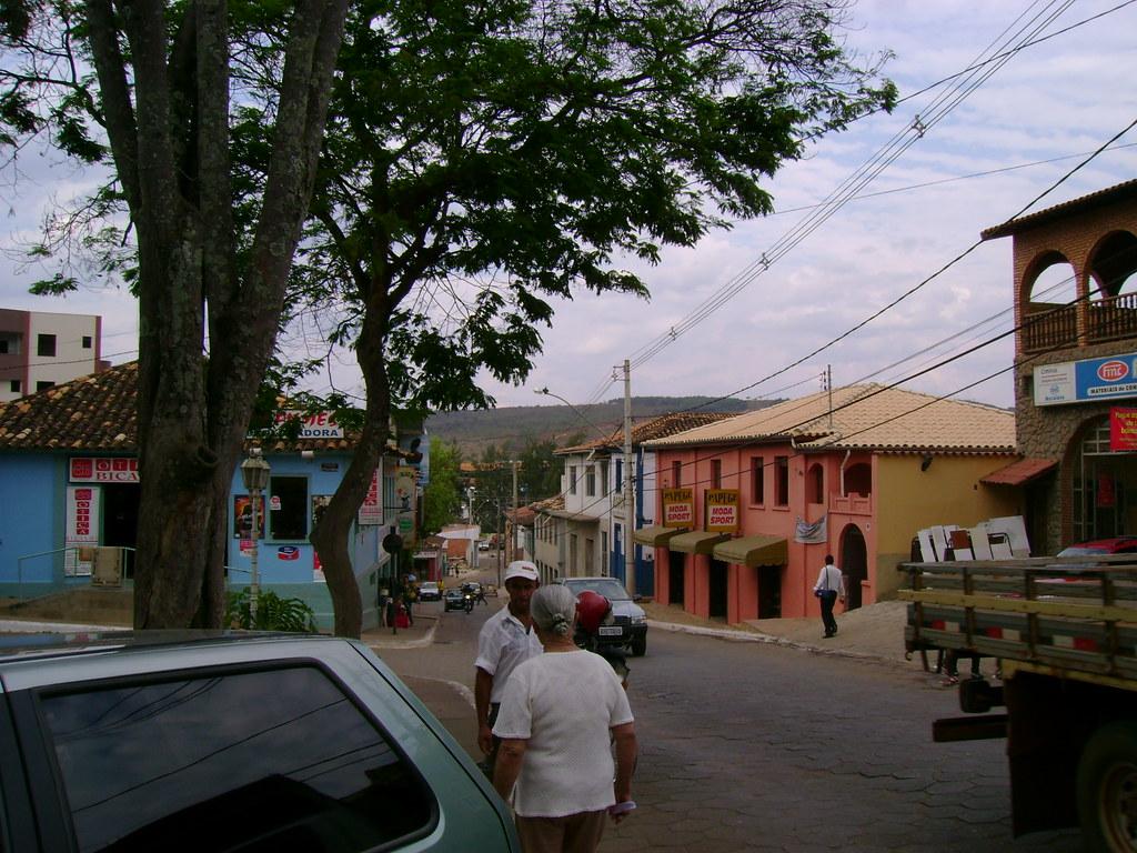 Itamarandiba City Minas Gerais Brasil Gildaziogil Flickr