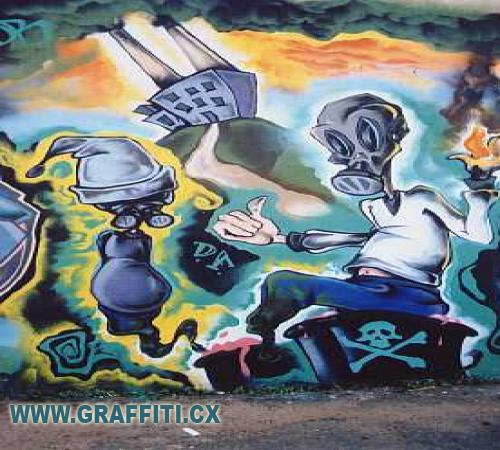 Aerosol Graffiti Generator Playdo | Like to paint? Monthly G
