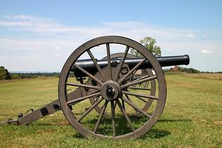 Manassas Battlefield Artillery | by Mr.TinDC
