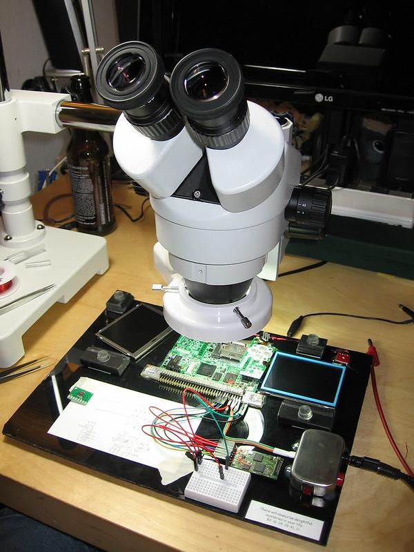 Microscope + DSi