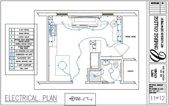 electrical plan | by raerubenstein electrical plan | by raerubenstein