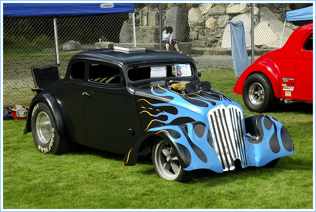 1933 Willy's Coupe