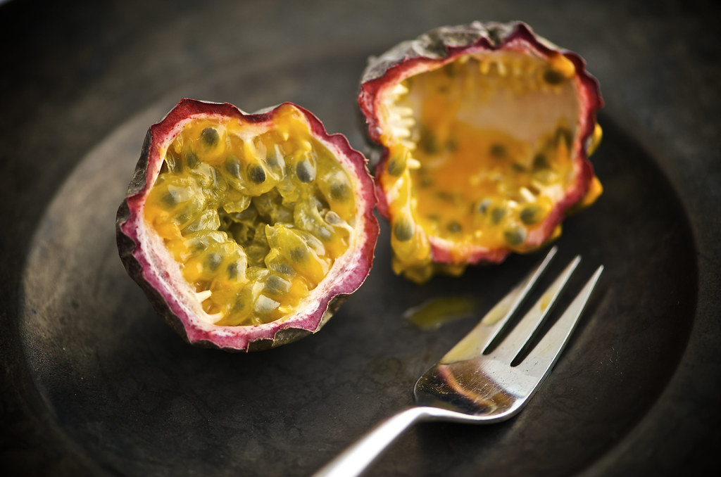 Passion Fruit Breakfast