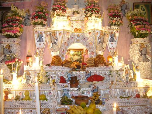 Catrina - María Felix - Altar de Muertos 2009- day of the dead