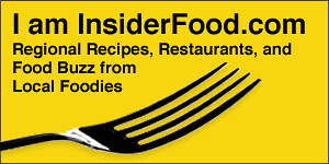 Insider Food badge for featured experts | by Ted Drake