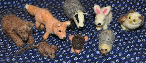 All the animals | by littlesisterhandmade