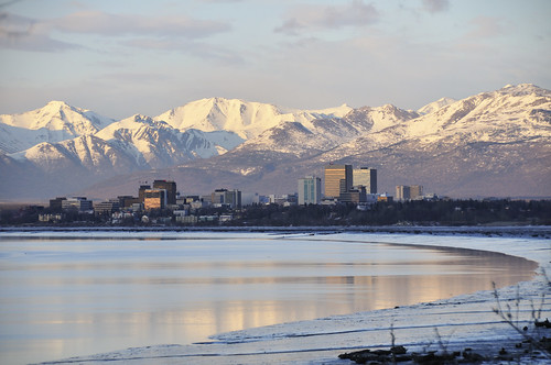 Downtown Anchorage | by DCSL