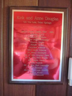 Kirk Douglas House, Donald Wexler | Some Special Guests | srk1941