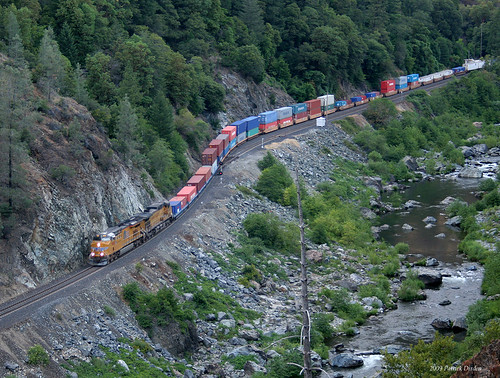 california railroad up northerncalifornia train rail unionpacific locomotive ge pulga featherrivercanyon featherriver freighttrain buttecounty gevo unionpacificrailroad c45accte pulgaca upcanyonsubdivison up7868