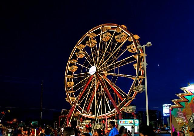Ferris Wheel - #3437