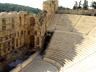 Odeon of Herod Atticus-Athens | by Ian W Scott