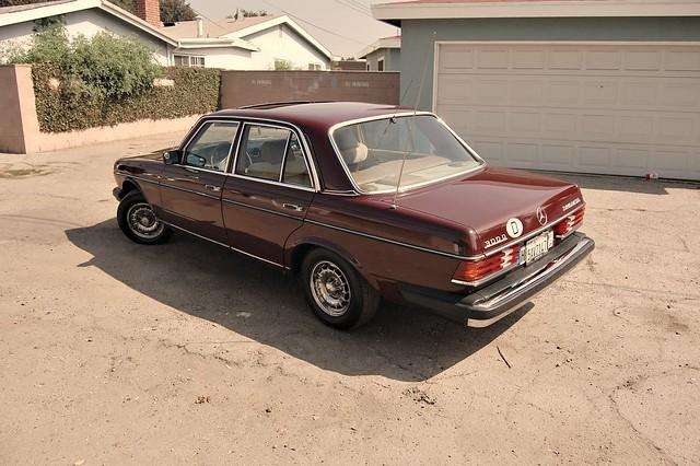 1983 Mercedes Benz 300D Turbo Diesel W123 | stefanopicco825 | Flickr