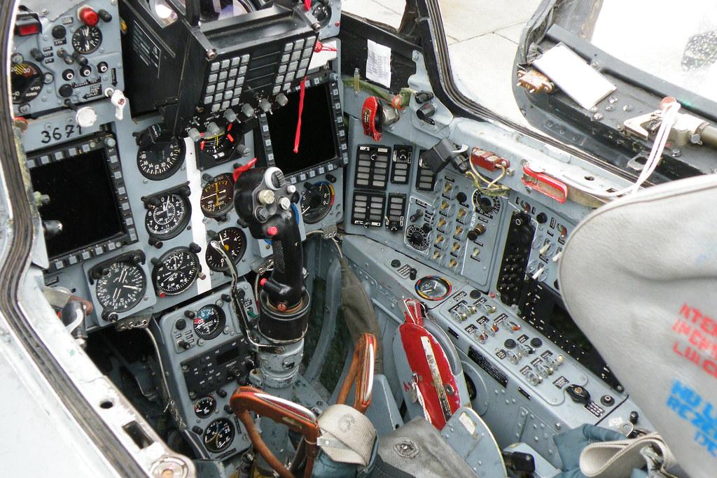 MIG-21 Lancer C cockpit   Doczi Botond   Flickr