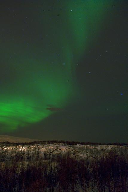 Again Aurora's coming