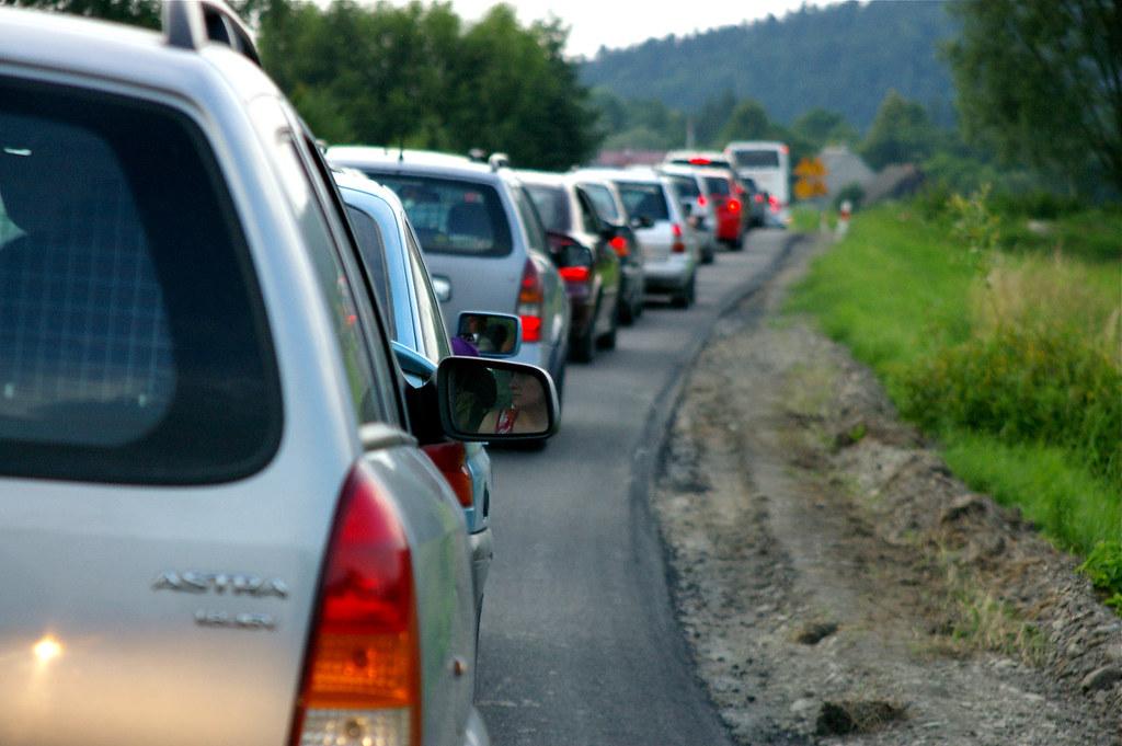 Korek / Traffic jam