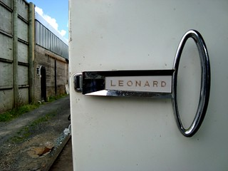 Leonard from Hamilton | by Martin Horspool The Robot Man