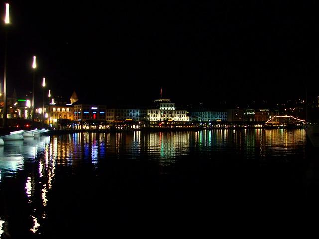 Swiss - River Reuss, Lucerne