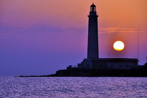 sunset sea summer lighthouse faro tramonto mare estate mywinners kartibubbo rgspaesaggio regionalgeographicsicilia
