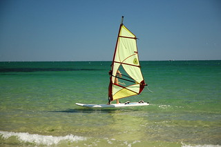 Windsurfing in Varna | by vladislav.bezrukov